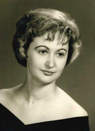 Patricia (Pat) Mary Campbell