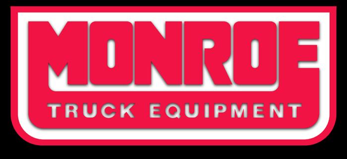 monroe truck equipment logo