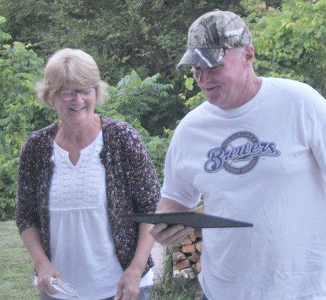 Tim and Denise Moran