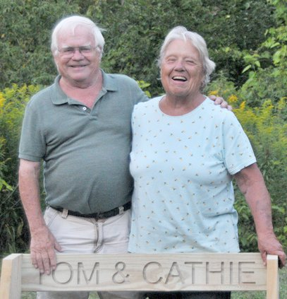 Tom and Cathie Nelson