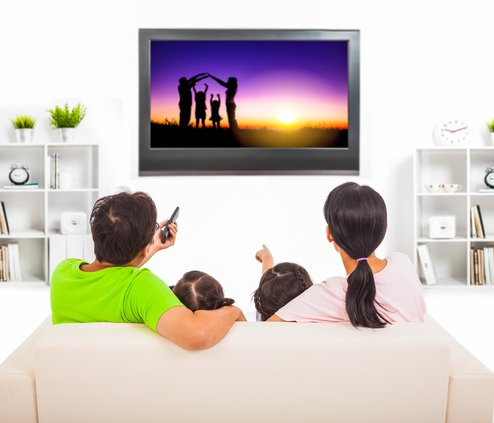 family tv stock