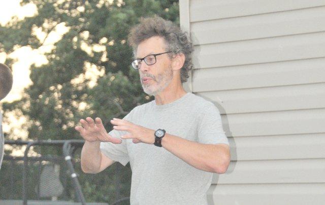 Dave Krier on Prairie Strips