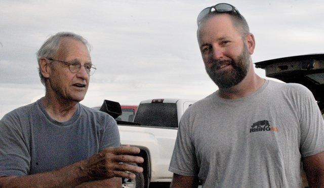 Jim Munsch and Josh Ostrem