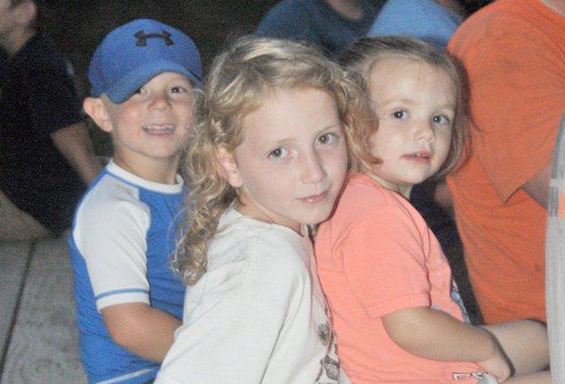 Josh Ostrem's kids