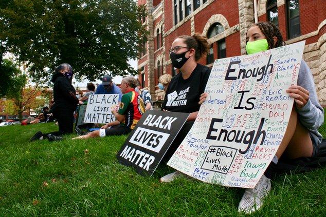 activism blm monroe 3
