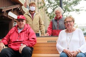 baumgartners bench