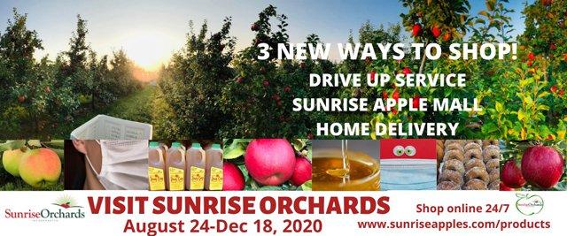 Sunrise_Three Ways to Shop