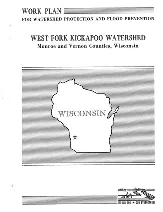 West Fork Kickapoo watershed plan