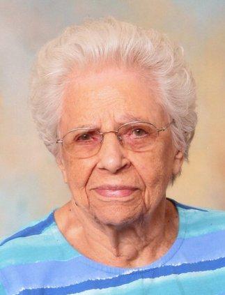 Gladys M. Steiner