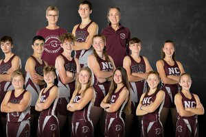 NC 2020 Cross Country Team