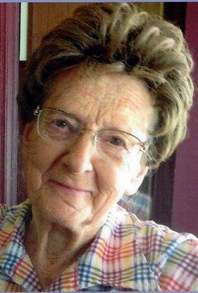 Betty May Wenger
