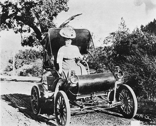 1904 automobile