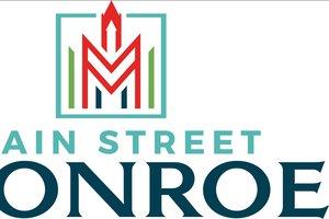 main street monroe new logo