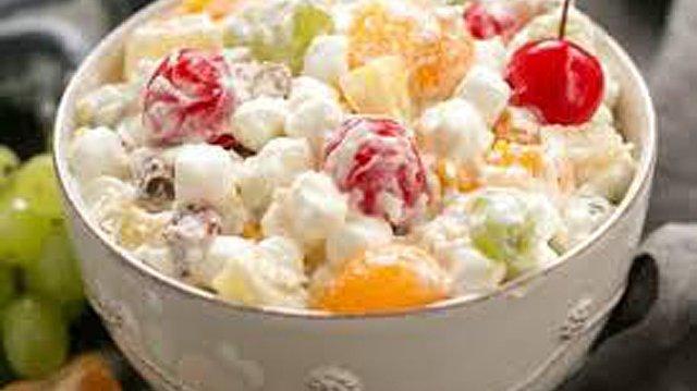 Marshamallow salad