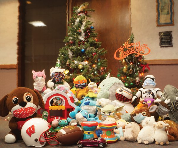 stocking animals