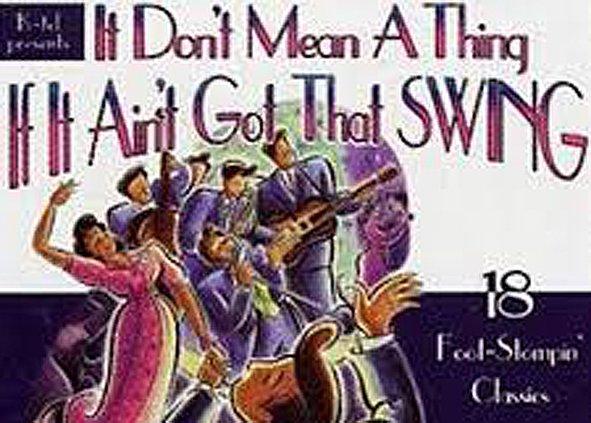 If it ain't got that swing
