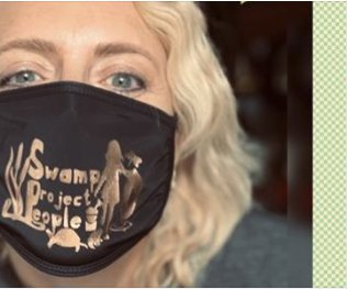 Swamp Project People Masks
