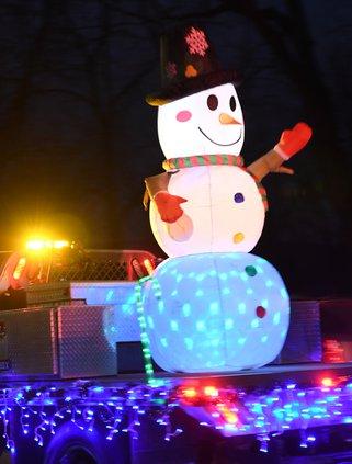 Mill House_Brockway snowman