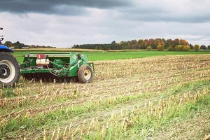 Cover Crops planted