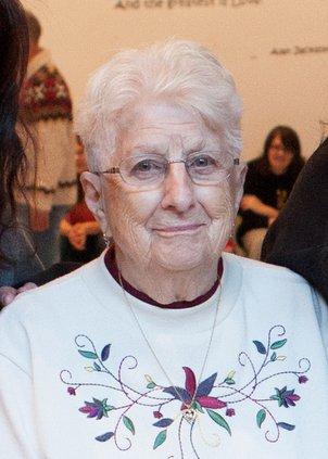 Dorothy Elizabeth (Breuer) Mumm