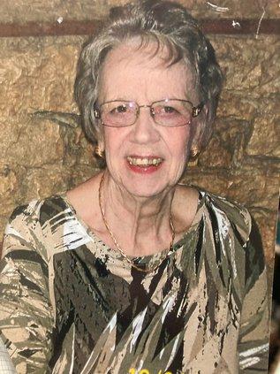 Jeanette Mary Zimmer Sherman