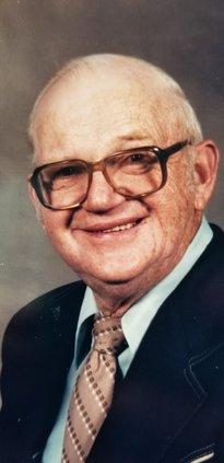 Robert (Red) Frank Sherman