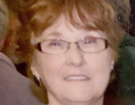 Patricia Salmon, 1943-2020