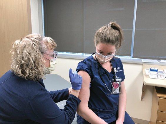 monroe clinic vaccine