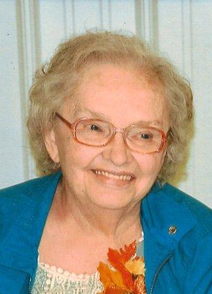 Patricia Mae Weaver