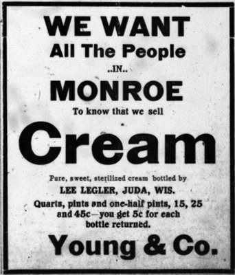 young cream price