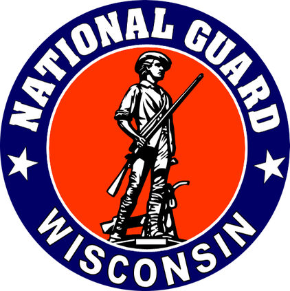 Wisconsin national guard seal