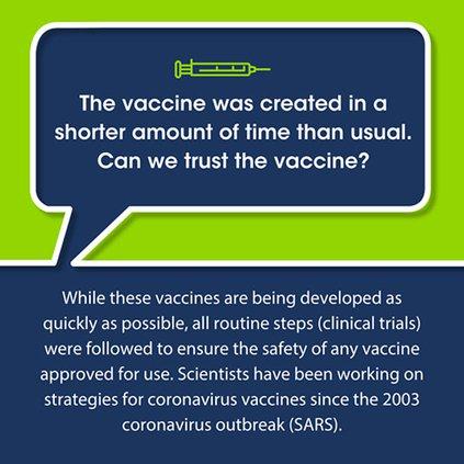 Vaccination Myths