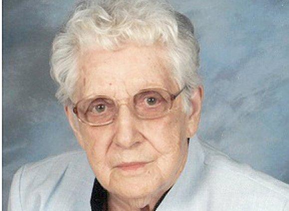 Ruth Potts, 1924-2021