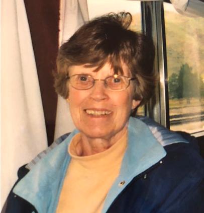 Joyce Elaine Rech (nee Suttle)