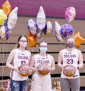 Trojan GBB celebrates