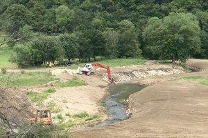 Citron Creek restoration