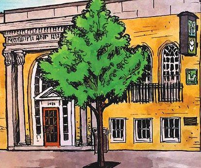 Boscobel Library
