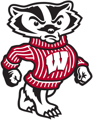 bucky badger logo