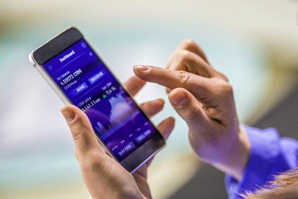 smartphone phone cell phone app