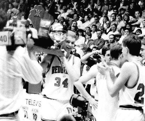 Aaron Lancaster trophy