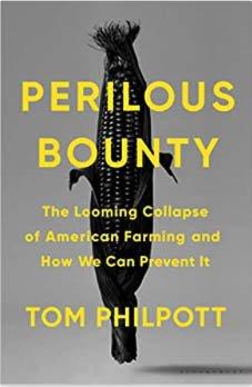 Perilous Bounty book cover