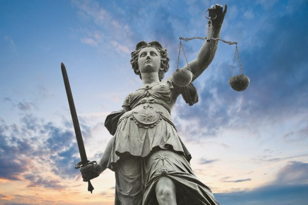 lady justice law
