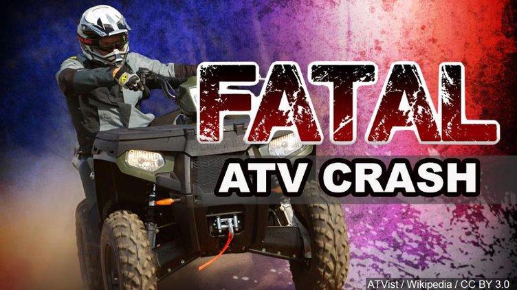 fatal atv accident
