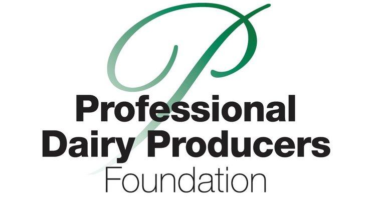 dpdf logo professional dairy producers foundation