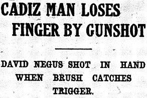 October 30, 1911 Monroe Evening Times