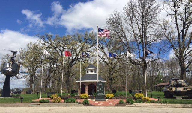 Green County Veterans Memorial Park