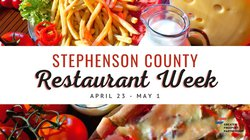 stephenson county resta\urant week