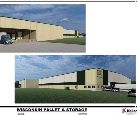 pallet and storage