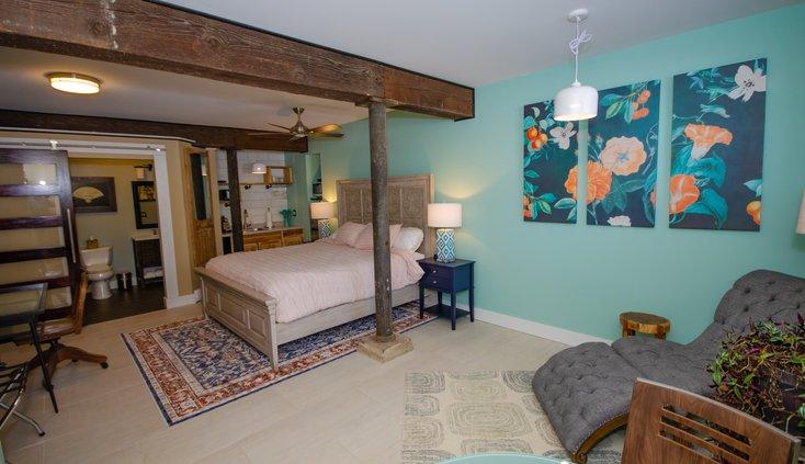 Barlow bedroom