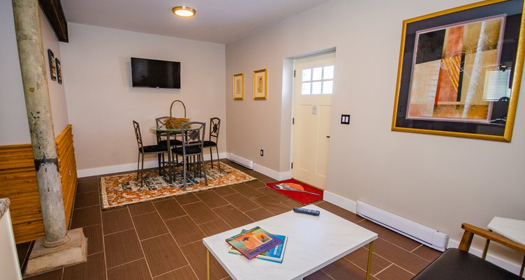 Crawford living room